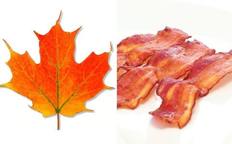 Maple Bacon Oil - Non Kosher