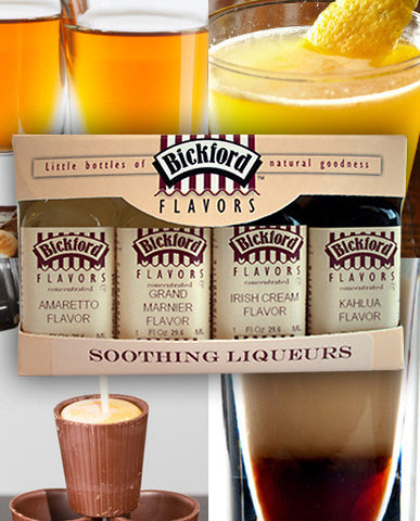 Soothing Liquors Collection