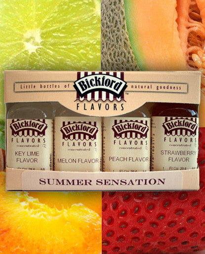 Summer Sensations Collection