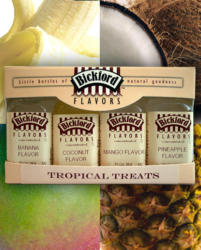 Tropical Treats Collection