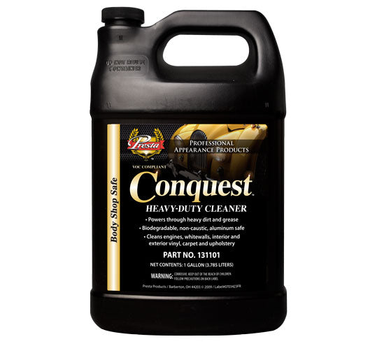 Presta 131101 Conquest™ Heavy-Duty Cleaner 1 Gallon