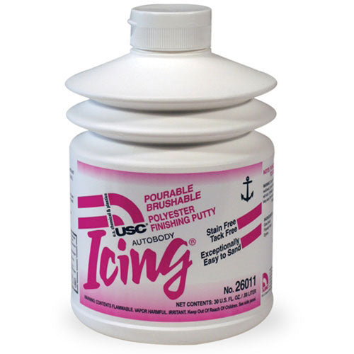 USC ICING® Polyester finishing putty