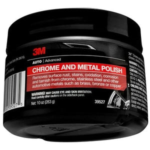 3M™ Chrome and Metal Polish