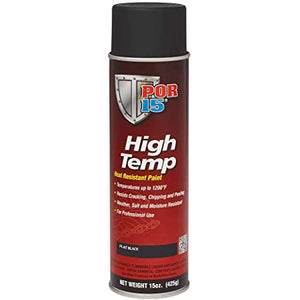 POR-15 High Temp Heat Resistant Paint