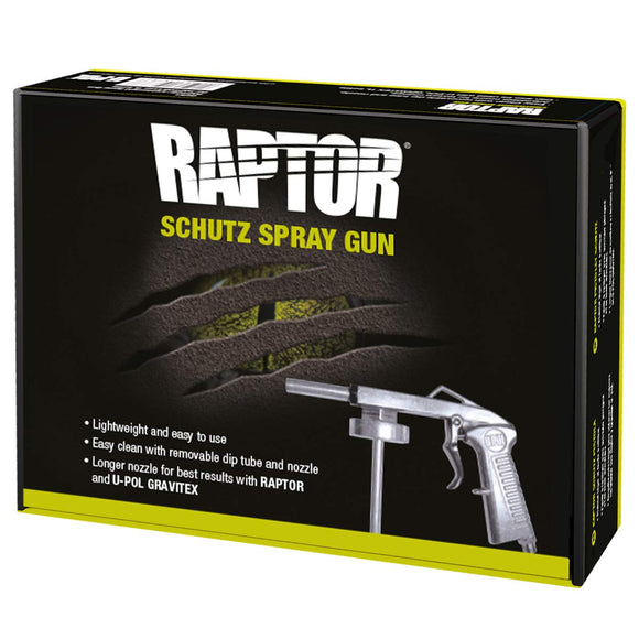 U-Pol RAPTOR™ UP0726 Standard Application Spray Gun