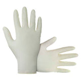 SAS Safety Dyna Grip Latex Disposable Powder-Free Gloves ( Box of 100 )