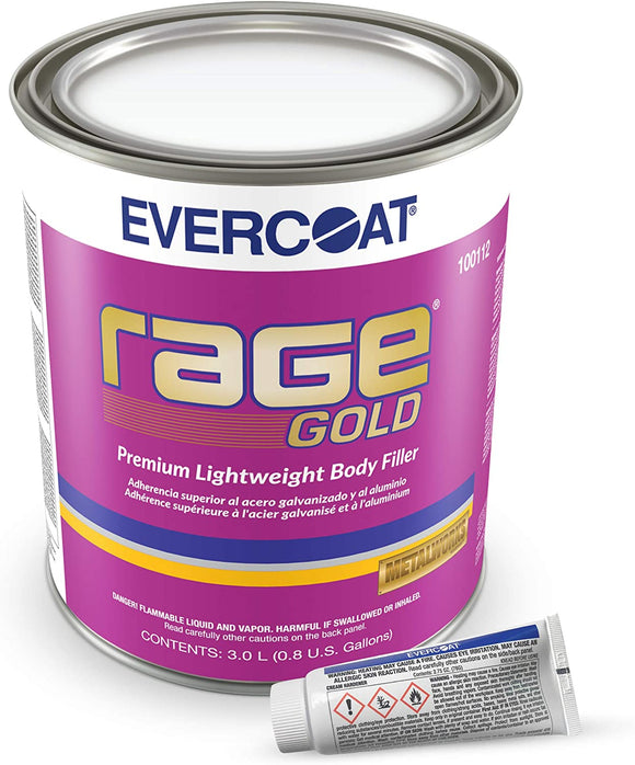 Evercoat Rage® Gold Premium Lightweight Filler