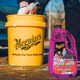 Meguiar's Deep Crystal Car Wash, 64 oz.