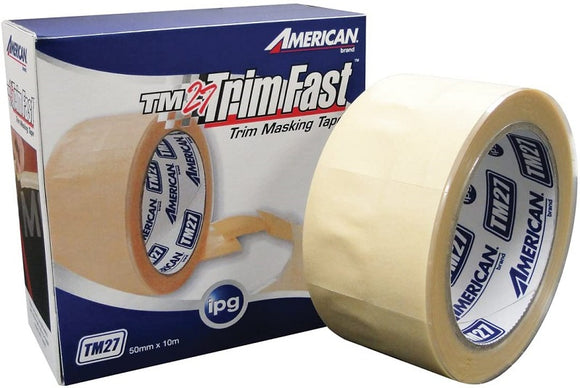 Carborundum American® brand TM27 TrimFast™ 50mm x 10m Tape