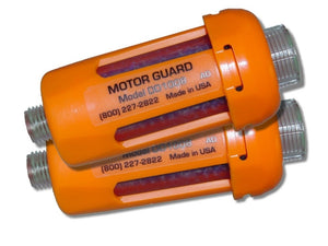 Motor Guard DD1008-2 Mini Desiccant Filter 2-Pack