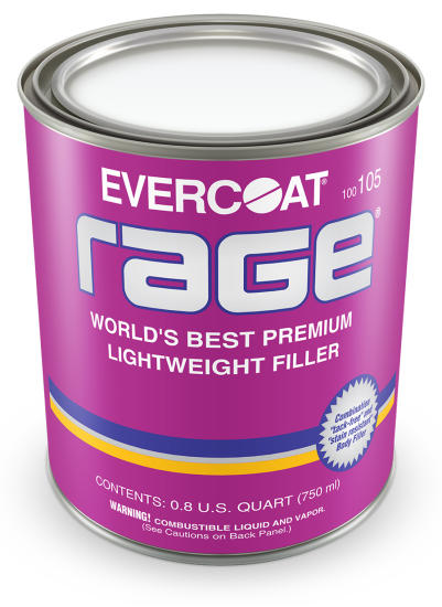 Evercoat Rage® Premium Lightweight Filler
