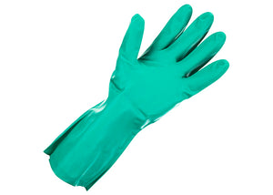 SAS Safety Green Dipped Nitrile Painter's Gloves ( Sold by Pair )