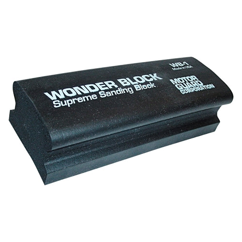 Motor Guard WB-1 Wonder Block Supreme Sanding Block