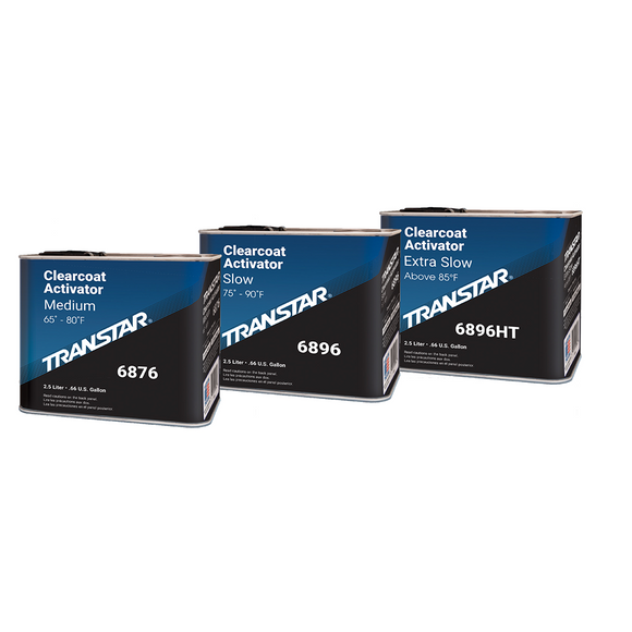 Transtar 6800 Series Clearcoat Activators