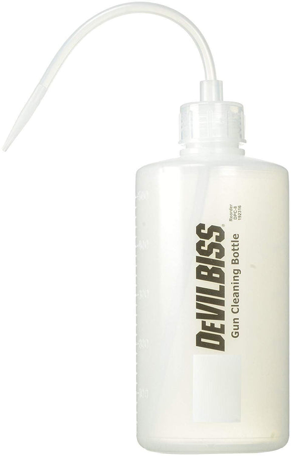 DeVilbiss® 192316 DeKups® DPC-8 Gun Cleaning Bottle