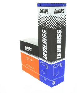DeVilbiss® 802100 DeKups® DPC-600 Gravity Feed 34 oz. Disposable Lids and Liners