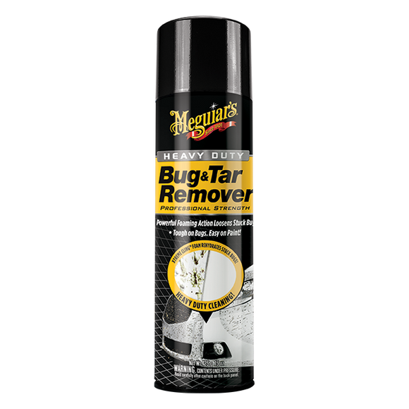 Meguiar's Bug & Tar Remover 15 Oz Can