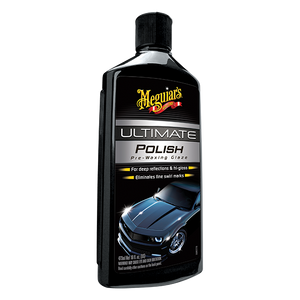 Meguiar's G19216 Ultimate Polish, 16 oz.