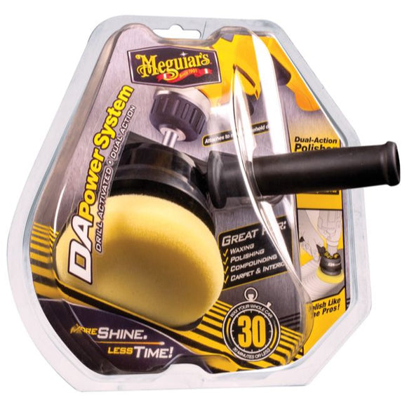 Meguiar's G3500 DA Power System