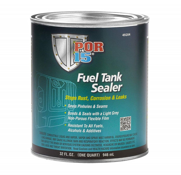 POR-15® 49204 Fuel Tank Sealer, 1 Quart