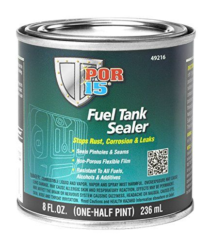 POR-15® 49216 Fuel Tank Sealer, 8 fl oz