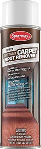 Sprayway SW879 Instant Carpet Spot Remover 18 oz spray.