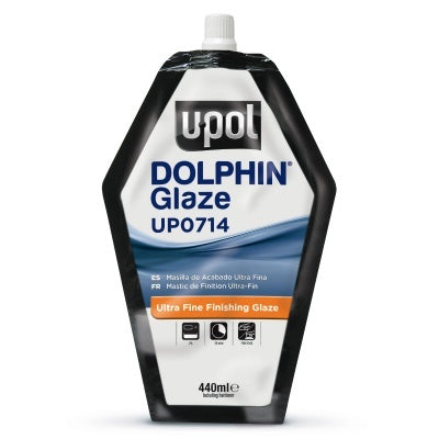 U-Pol UP0714 DOLPHIN™ Glaze 440 ml Bag