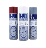 U-Pol Powercan Aerosols, Economic, Durable Top Coats.