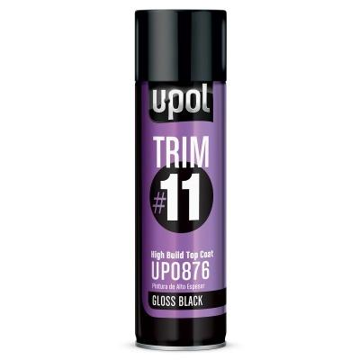 U-Pol TRIM #11 High Build Top Coat 450 ml Aerosol