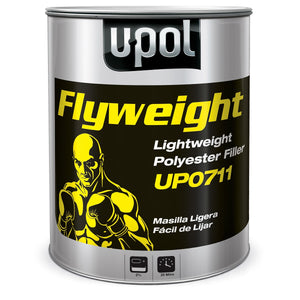 U-Pol UP0711 Flyweight Filler 3L Tin