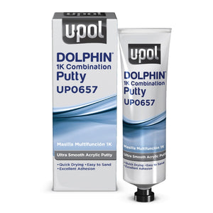 U-POL UP0657 DOLPHIN™ 1K Combination Putty 200g Tube