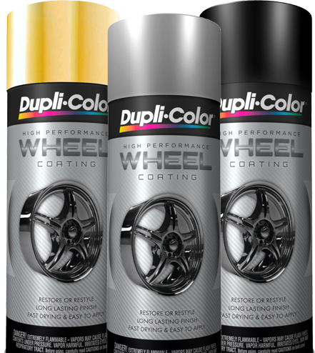Dupli-Color® High Performance Wheel Coating