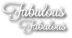 TUTTI-246 Word Set - Fabulous
