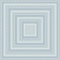 TUTTI-416 Dotted Nesting Squares