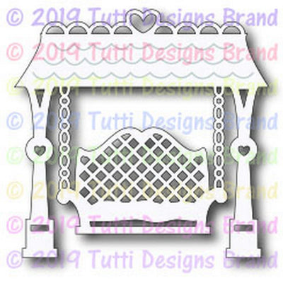 TUTTI-529 Swinging Bench
