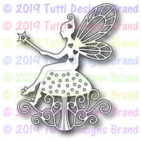 TUTTI-537 Fairy With Wand