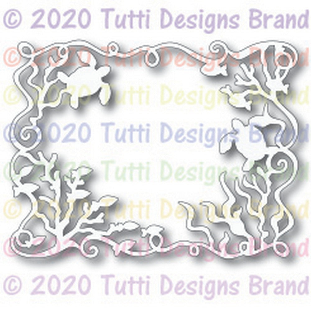 TUTTI-622 Coral Reef Frame