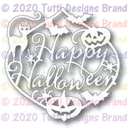 TUTTI-665 Halloween Ornament