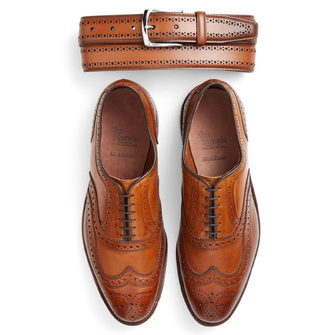 Coordinating Belt and shoes