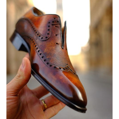 Shoes to commend your style