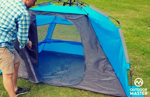outdoormaster-pop-up-beach-tent-zipper-door
