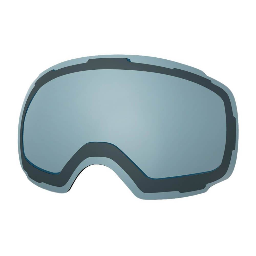 REPLACEMENT LENS BASIC - For Goggles Pro Series - 20+ Different Lens - 100% UV400 Protection OutdoorMasterShop VLT 60% Light Blue