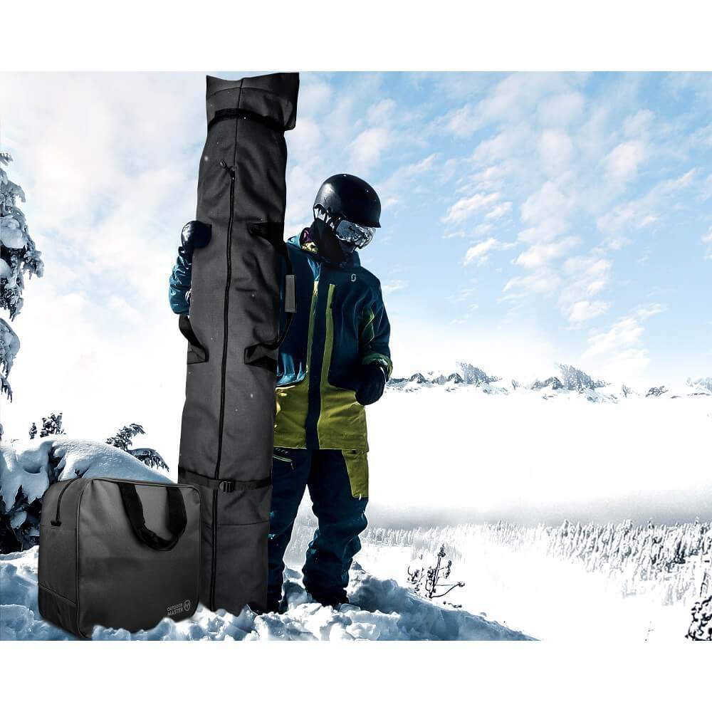 SKI BAG AND BOOTS BAG OutdoorMasterShop