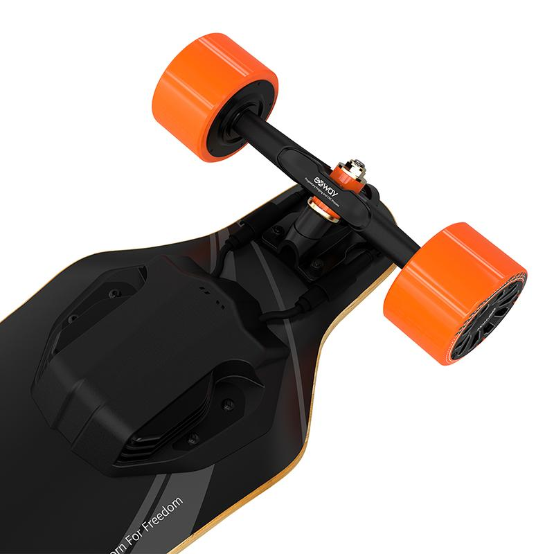 Exway Flex Electric Skateboard OutdoorMaster Flex-Hub