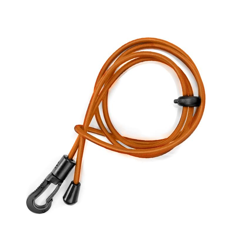 Adjustable Kayak SUP Safety Rod Leash OutdoorMaster Orange