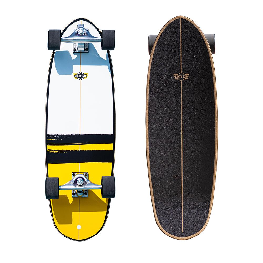 "Sixty-Six Surf SkateBoard - Superfish S-POR 30"" OutdoorMaster Hornet"