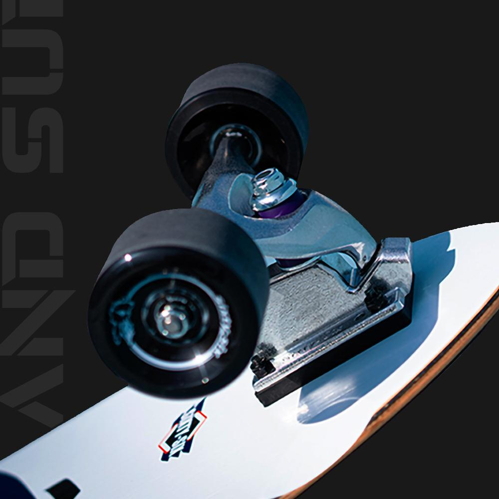 "Sixty-Six Surf SkateBoard - Superfish S-POR 30"" OutdoorMaster"