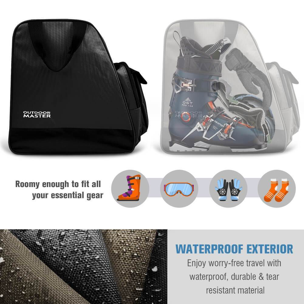 Fox Ski Boot Bag