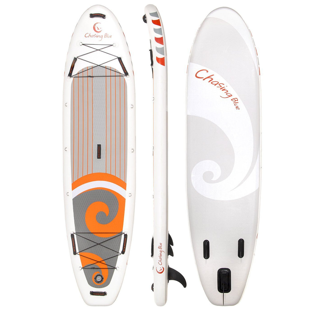 Outdoor Master Solar Spirit Inflatable iSUP Board