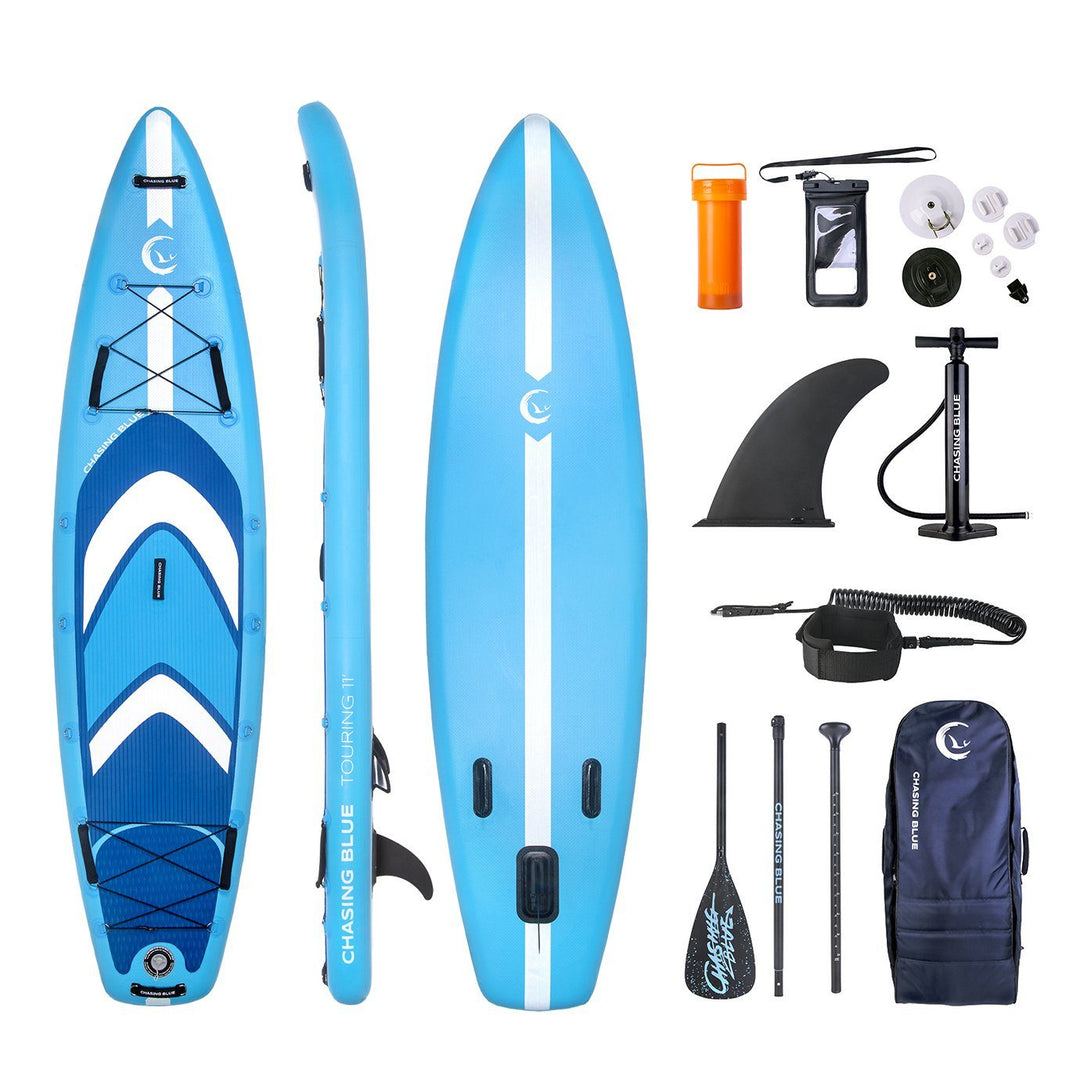 ACE - SPORT iSUP BOARD 11' For Fitness & Racing with Double Layer Material is $599 (20% off)